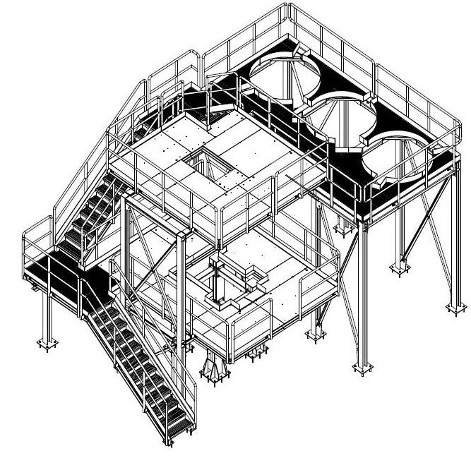 progettazione Bim strutture carpenteria