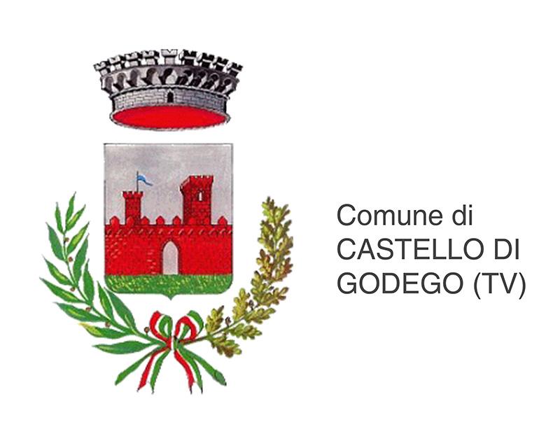 logo comune castello di godego