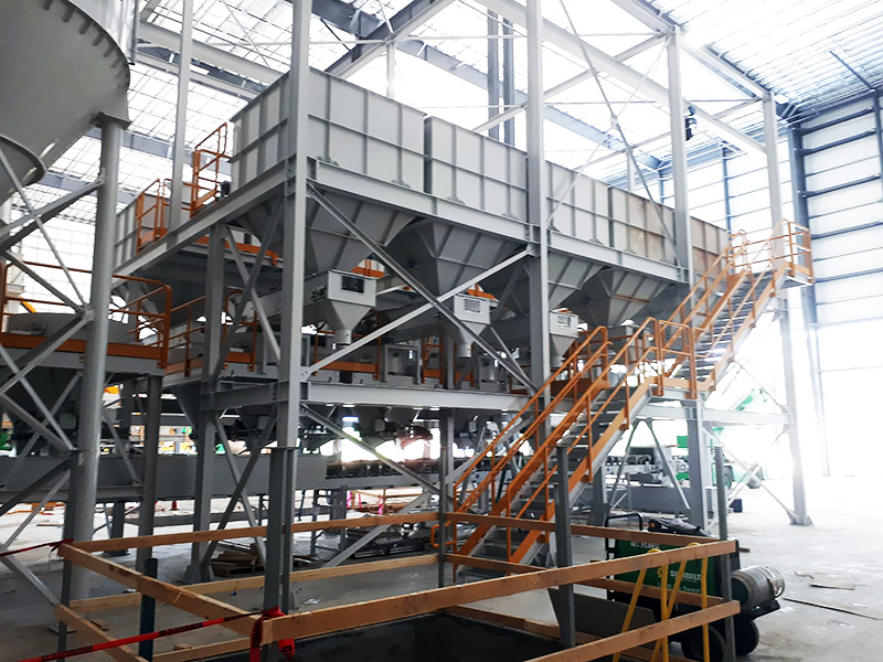 strutture di carpenteria metallica