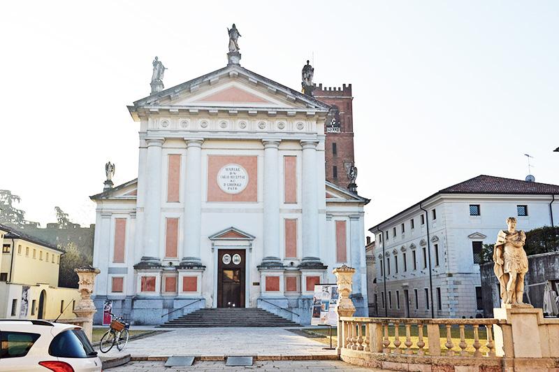 restauro duomo Castelfranco Veneto