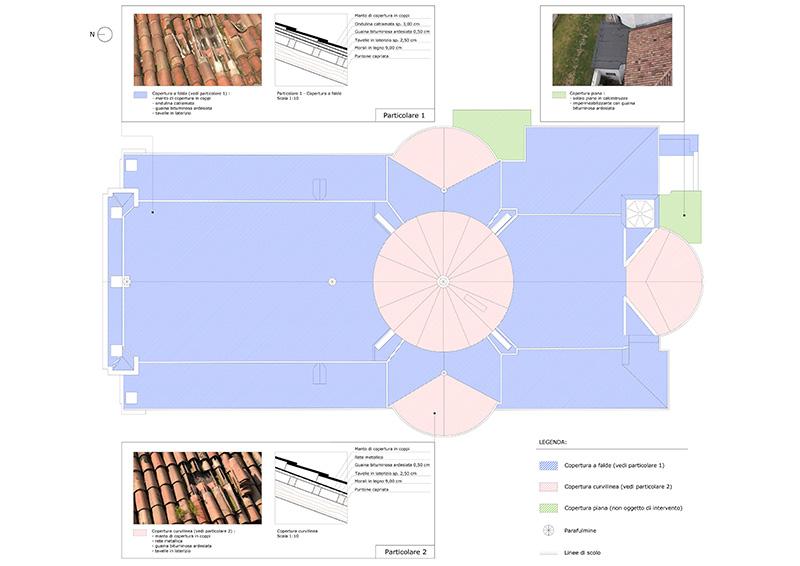 vista progetto restauro duomo castelfranco
