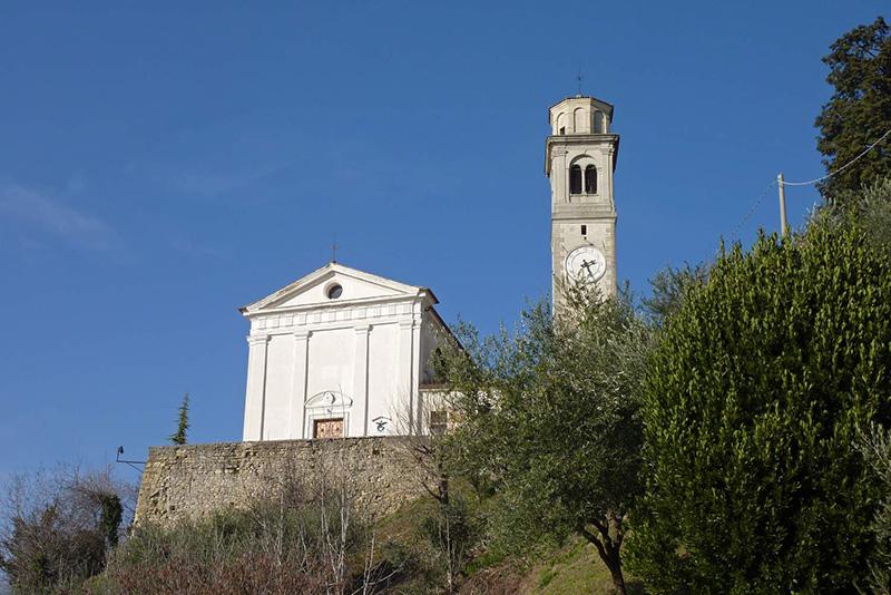 verifica vulnerabilità sismica chiesa di monfumo