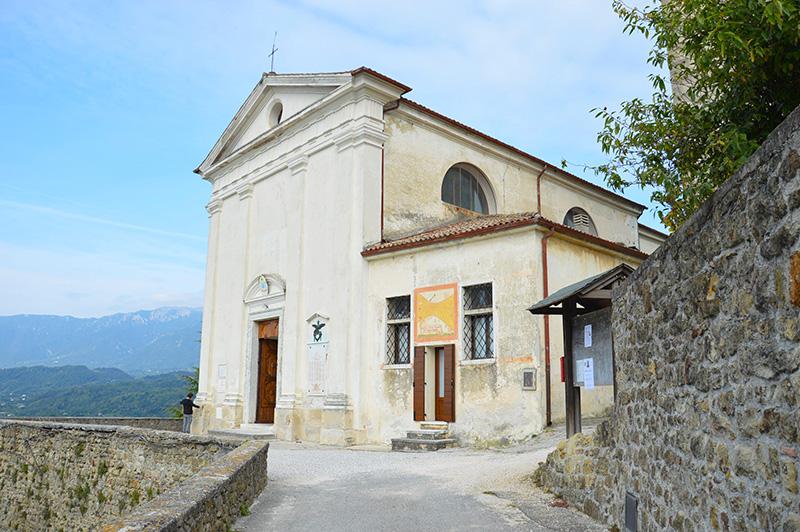 chiesa di monfumo