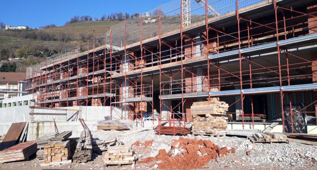 Direzione lavori edilizia
