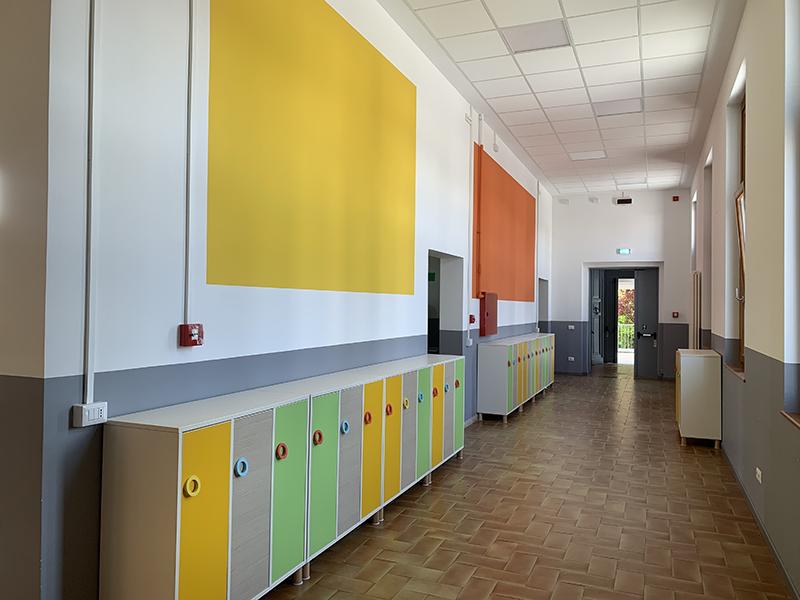 ristrutturazione edificio scolastico 5